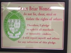 Sweet Briar Women Are Seriously Honorable | Community Post: 15 Reasons Why Sweet Briar College Is Worth Saving