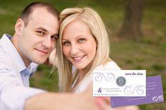 Save-the-date Karten online personalisieren