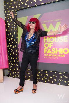 Sesión con Patricia Field en W House Of Fashion: The Revival Issue.  http://winsidermexico.com/2015/03/7-w-house-of-fashion/  #WFASHION #WINSIDER