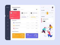 Web Platform - Praum designed by Outcrowd . Connect with them on Dribbble; Dashboard Interface, User Interface Design, App Ui Design, Dashboard Design, Design Design, Graphic Design, Software, Web Platform, Coaching