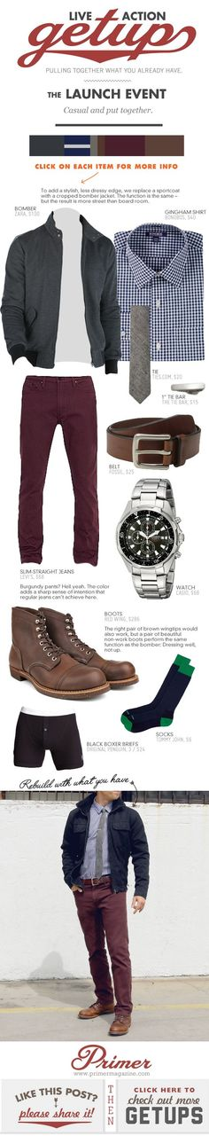 Sage's fashion.