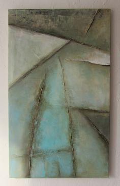 Malarstwo abstrakcyjne, abstrakcja na płótnie Autorska sztuka by Sylwia Michalska