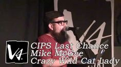 Mike McGee - Crazy Wild Cat Lady