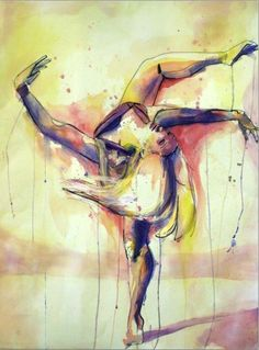 acrylic by Brooke Walton