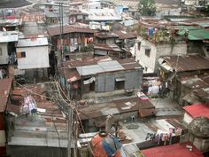 The slums of India is where Christ should dwell! This is my dream home! Pray for India