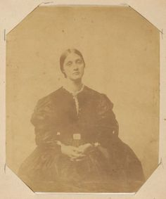Julia Duckworth Stephen, mother of Virginia and Vanessa, c.1864