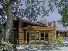 FLW Hanna House (Honeycomb House) F737 Frenchman's Road  Stanford, CA (about 30 miles south of San Francisco off I-280)  Tours are available by reservation only