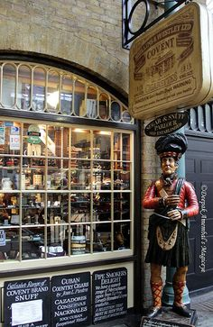 Tobacconist in Covent Garden, London | Flickr - Photo Sharing!