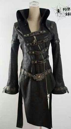 Long gothic jacket
