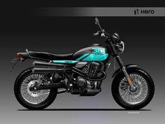 Motorcycle Design, Automotive Design, Behance, Hero, Product Design, Vehicles, Creative, Illustration, Cafe Racers