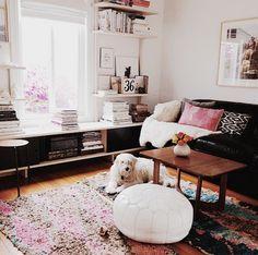 bookshelves sfgirlbybay / bohemian modern style from a san francisco girl