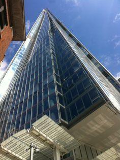 The Shard   London - UK   August 2013