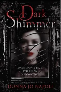 Cover Reveal: Dark Shimmer by Donna Jo Napoli -On sale September 8th 2015 by Wendy Lamb Books -Set in medieval Venice, this captivating fairy tale retelling by award-winning author Donna Jo Napoli explores belonging, beauty, and the transformative power of love through the eyes of a teenage girl. Dolce has grown up hidden away on an island in a lagoon. She is a giant, a freak, tormented by everyone but her loving mother. She spends her time learning the valuable secret of making mirrors.