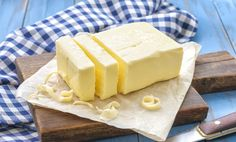 6 Reasons Butter Is Good For You Butter is High in Fat Soluable Vitamins Produces Vitamin K which binds with Fiber to help you slim down to Normal.  Margarine had been found to cause Cancer and Increase Heart Attacks, Butter does not. This comes to you from Care2, Sign Up for informative health tips in your in-box
