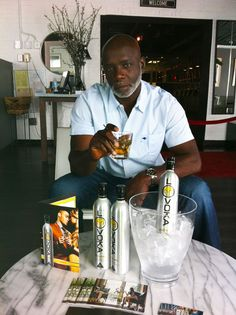 Peter Thomas, entrepreneur and cast member of The Real Housewives of Atlanta