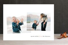 Vintage Slides Holiday Photo Cards by Jody Wody   Minted