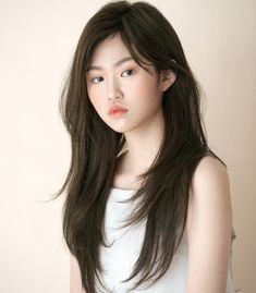 Pin by Lily Leelee on all about hairs in 2019 Beauty Makeup, Hair Beauty, Asian Hair, Beauty Photos, Dream Hair, About Hair, Ulzzang Girl, Medium Hair Styles, Hair Goals
