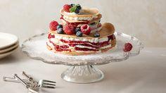 Palacinková torta Lidl, Baking, Cake, Desserts, Food, Basket, Pie Cake, Tailgate Desserts, Pastel