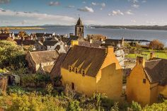 Culross, Fife | 25 Places In Scotland That Are Straight Out Of A Fantasy Novel