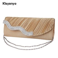 392417aa6 [49% off] Klsyanyo Luxury Handbags Women Bags Designer Ladies Evening  Wedding Party Purse