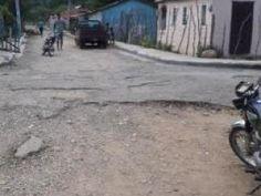 Comunidad Sosa, en San Juan de la Maguana, pide arreglo de su única carretera
