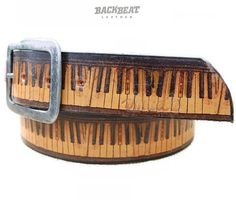Belt for men and woman / Handmade Leather by BackbeatLeather, £37.00
