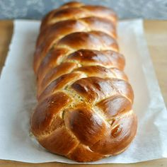 How to Make Challah Bread (this is a good, clear tutorial that I have followed successfully.)