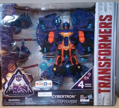 Mission To Cybertron Toys R Us Exclusive Cybertron New Pictures Plus What's On The Sound Chip?