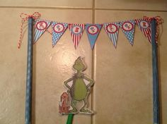 Alex's Birthday - DR SEUSS or Seussical as I call it