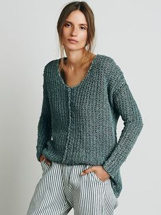 Free People Dreamweaver Pullover at Free People Clothing Boutique