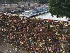Love Bridge Love Bridge, Dolores Park, Paris, Travel, Montmartre Paris, Viajes, Paris France, Destinations, Traveling