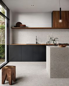 The Ultimate Perfectly Minimal Kitchen Design Trick 138 - walmartbytes . The Ultimate Perfectly Minimal Kitchen Design Trick 138 - walmartbytes The Ultimate Perfectly Minimal Kitchen Design Trick - walmartbytes. Minimal Kitchen Design, Minimalism Interior, Contemporary Kitchen, Contemporary Kitchen Decor, Kitchen Interior, Interior Design Kitchen, Interior Design Inspiration, Home Decor, House Interior