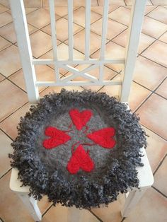 Stick O, Diy And Crafts, Arts And Crafts, Bra Hacks, Textiles, Felt Art, Fabric Art, Home Textile, Sheep