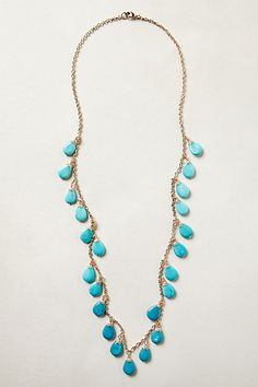 Spring Signs Necklace #anthropologie