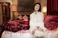 Luciana Val & Franco Musso - VOGUE Gioiello Fashion December 2014