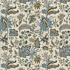 DEDANS BLEU - Blue - Shop By Color - Fabric - Calico Corners