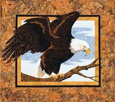 eagle applique pattern - Google Search