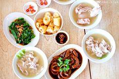 Bak Kut Teh - Famous pork bone tea in Singapore