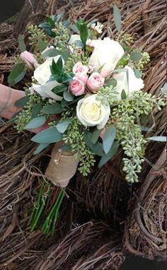 White Rose Bouquet Wedding bouquet Rose Bouquet Rose
