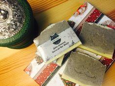 Jabón artesano de Barros del mar muerto, Soap Hand Made.