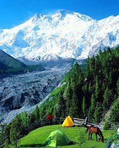 Nanga Parbat, Gilgit