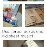 Lettres déco fabriquées en carton! Voici 15 idées créatives... Lettres déco.Nous avons sélectionné pour vous aujourd'hui 15 idées déco avec des lettres réalisées avec du carton! Laissez-nous vous inspirer... Amusez-vous bien et bonne déco! 15...