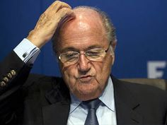"Blatter ""unfairly treated,"" says FIFA reform chief - http://www.77evenbusiness.com/blatter-unfairly-treated-says-fifa-reform-chief/"