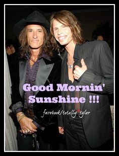 GOOD MORNIN' TO ALL OUR TYLER BABIEZZZ OUT THERE.  ITZ GONNA BE AN INTOXICATING DAY TODAY HERE ON FACEBOOK/TOTALLY TYLER... COME CHECK IT OUT!!