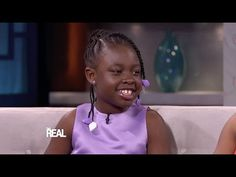 Meet Gabrielle Goodwin, The Nine-Year-Old CEO Who Made Her National TV Debut On 'The Real'   MadameNoire