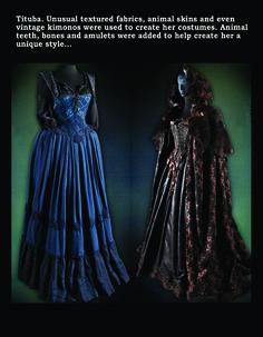 Salem Season 2.  #josephporrodesigns