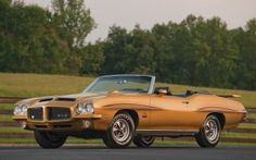 1971 GTO Judge | Pontiac GTO ''The Judge'' Convertible '1971 - Wallpaper #22185