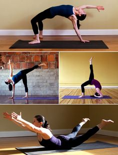 Yoga sequence for a slimmer, more toned tush