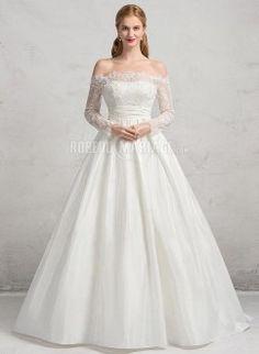 Robe de mariee manche longue pas cher