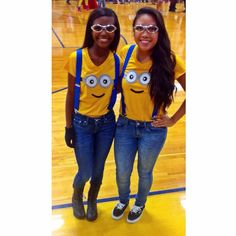 Despicable Me Minions ☺️ homecoming week